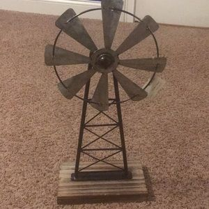 Other - FARMHOUSE WINDMILL TABLETOP